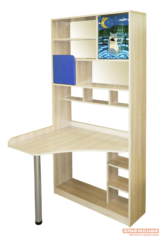 Компьютерный стол детский МО РОСТ Жили-были