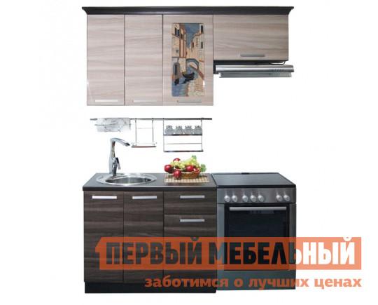 Кухонный гарнитур в стиле лофт МО РОСТ Венеция 1 кухонный гарнитур мо рост венеция 2 угол