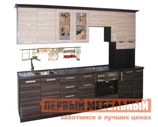 Кухонный гарнитур в стиле лофт МО РОСТ Венеция 5 кухонный гарнитур мо рост венеция 2 угол
