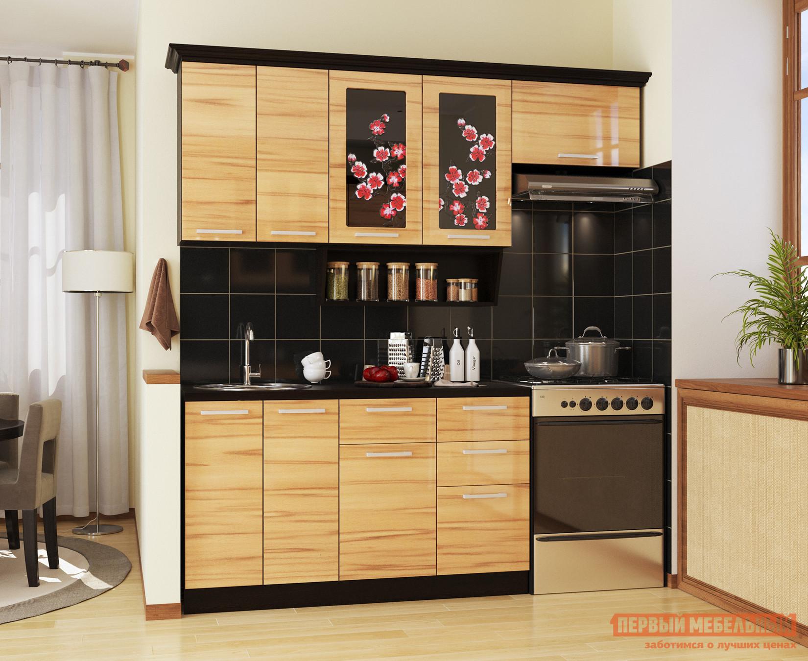 Кухонный гарнитур МО РОСТ Сакура 2 кухонный гарнитур трия фэнтези 120 см
