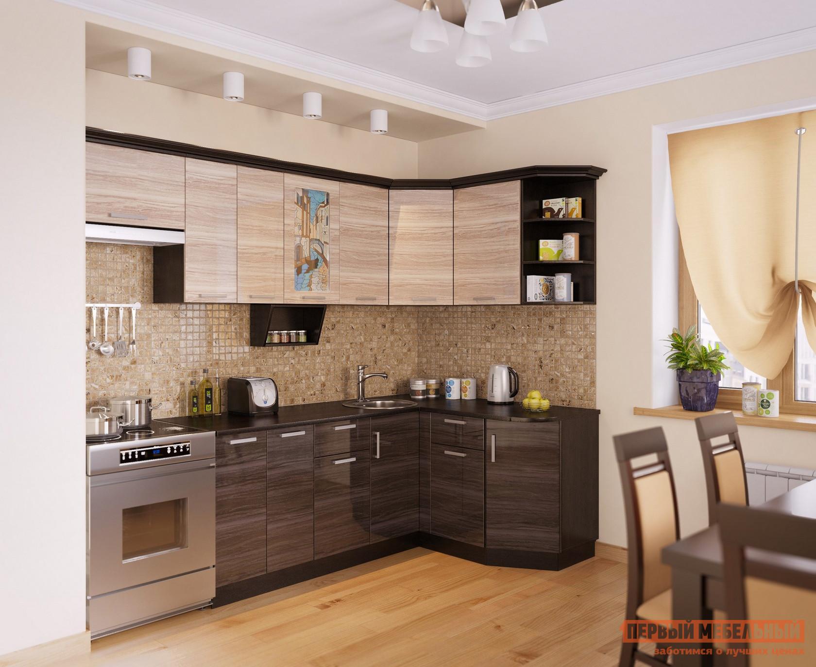 Кухонный гарнитур МО РОСТ Венеция 1 Угол кухонный гарнитур трия фэнтези 120 см