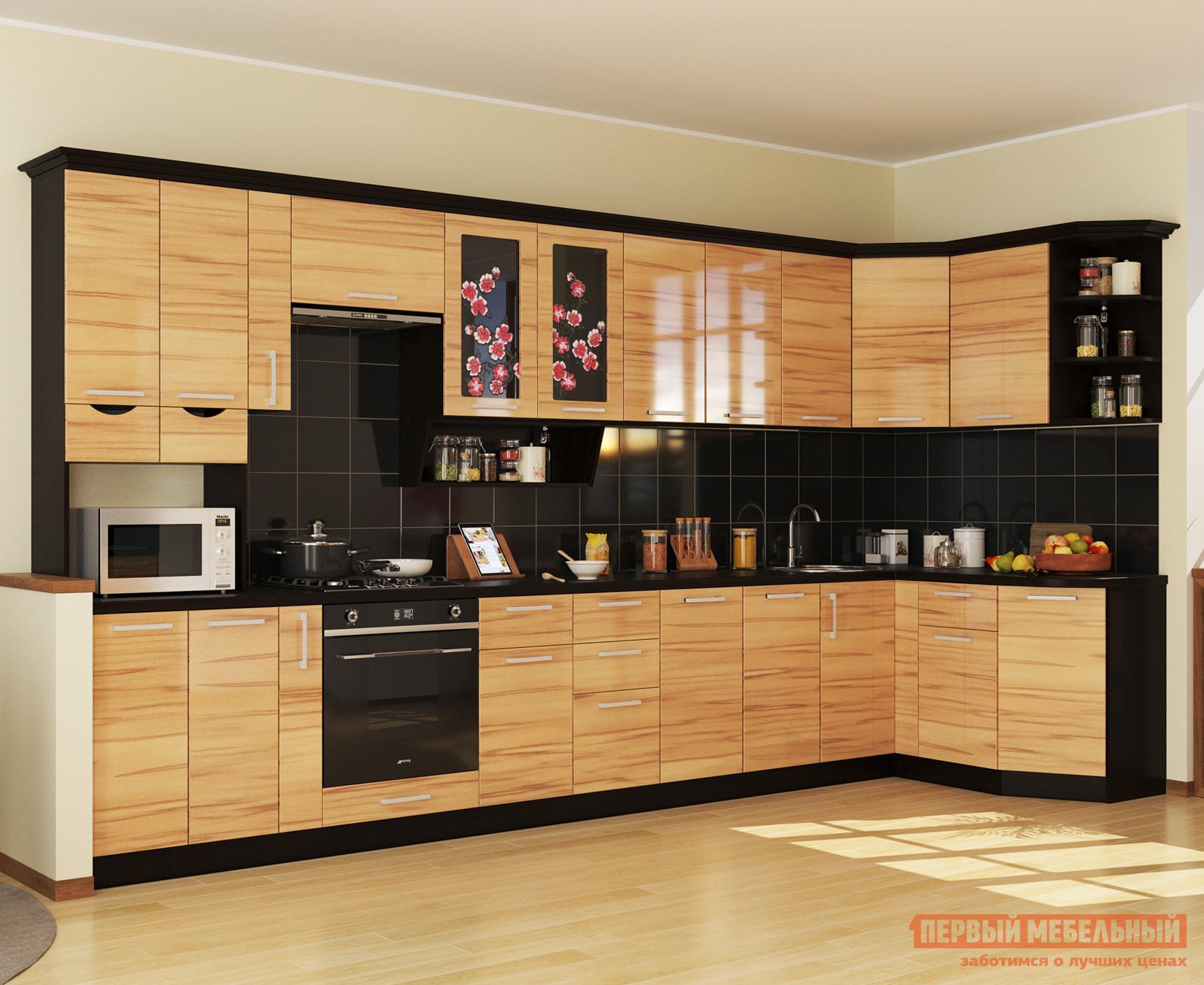 Кухонный гарнитур МО РОСТ Сакура Угол 5 кухонный гарнитур трия фэнтези 120 см