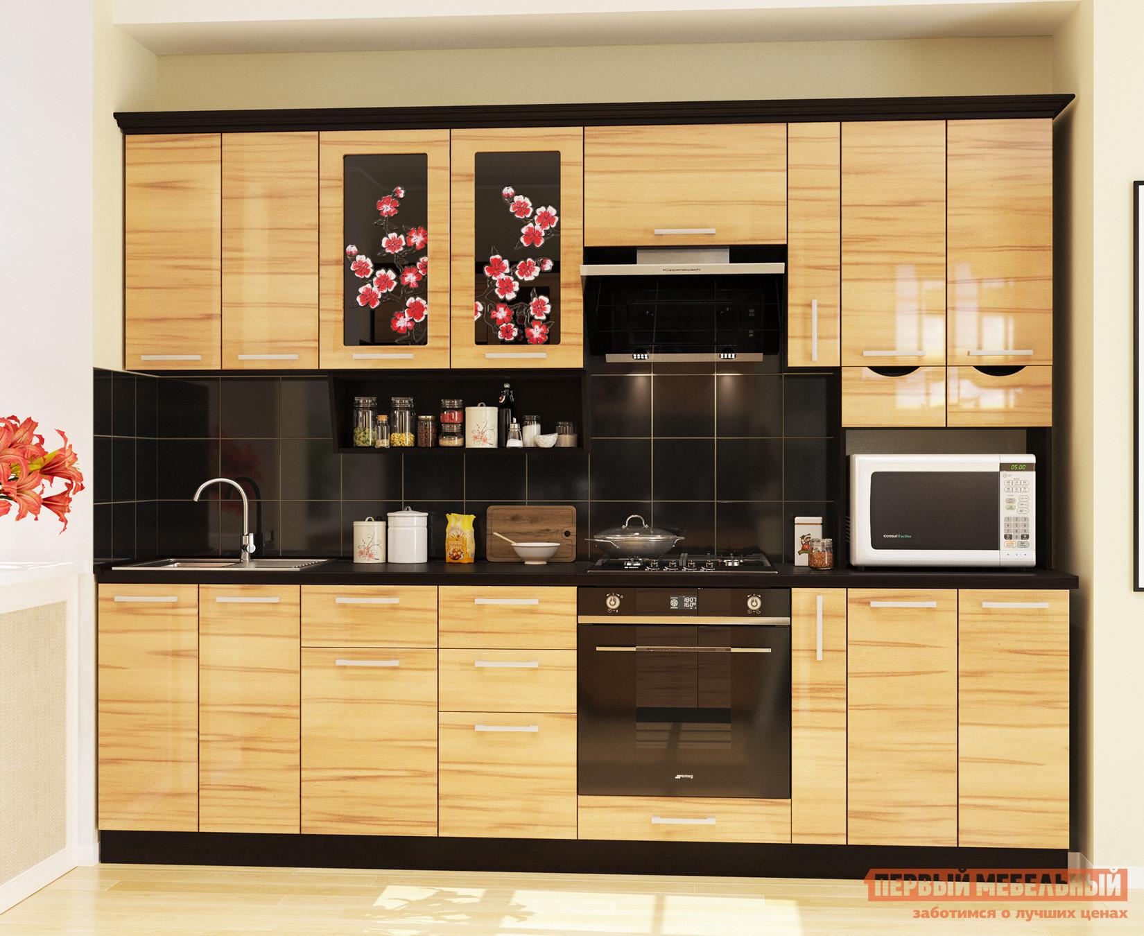 Кухонный гарнитур МО РОСТ Сакура 5 кухонный гарнитур трия фэнтези 120 см