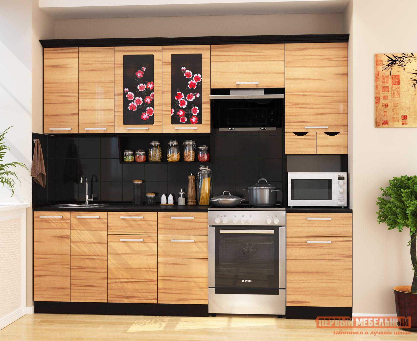 Кухонный гарнитур МО РОСТ Сакура 4 кухонный гарнитур трия фэнтези 120 см