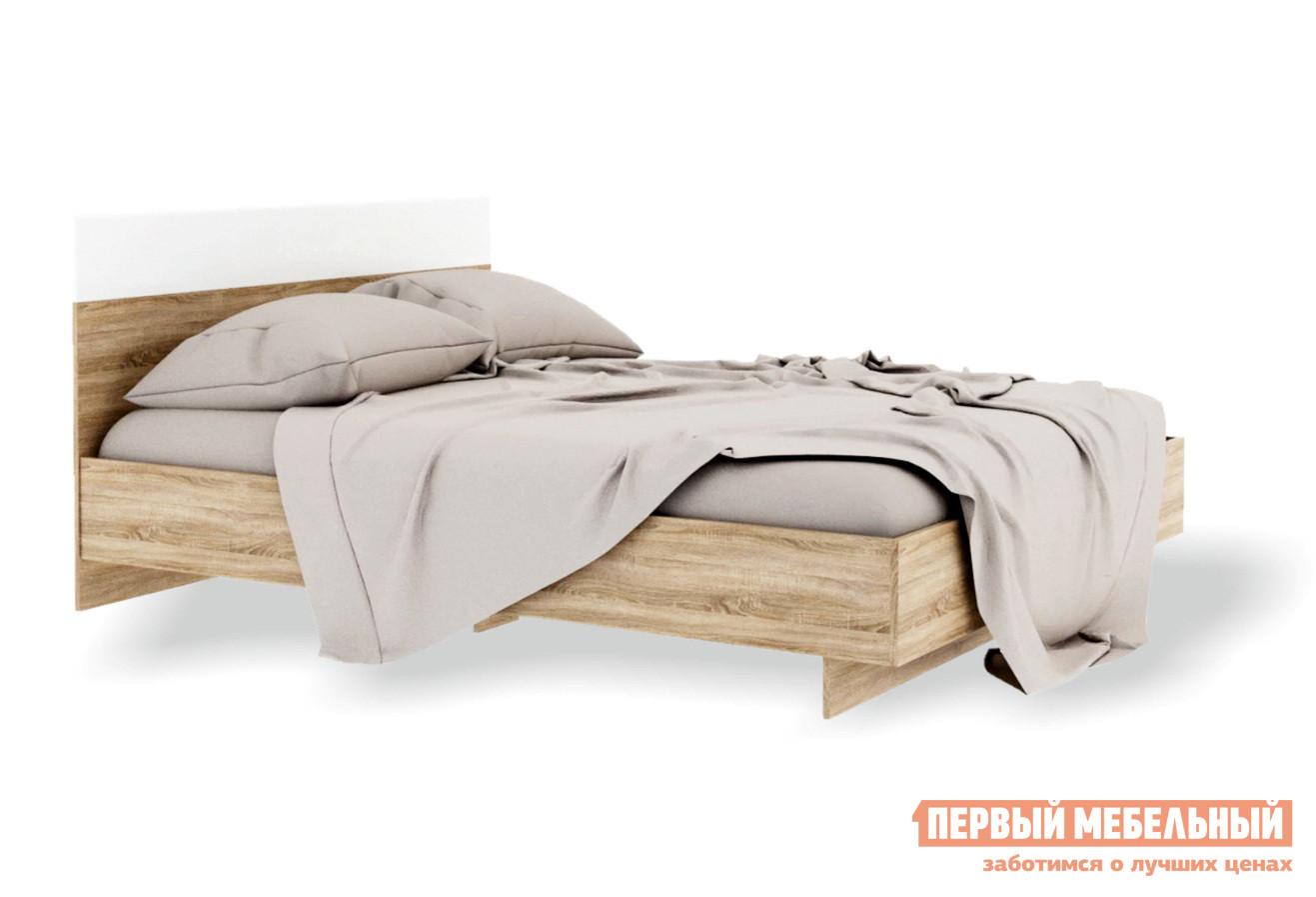 Двуспальная кровать МО РОСТ Кровать 1400/1600 ВЕРСАЛЬ