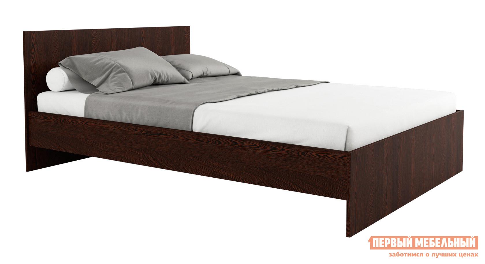 Двуспальная кровать  Румба Венге