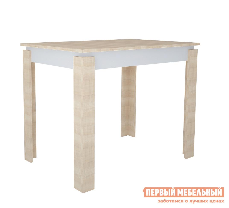 Кухонный стол МО РОСТ Стол обеденный Первой цены Мадейра / Серый