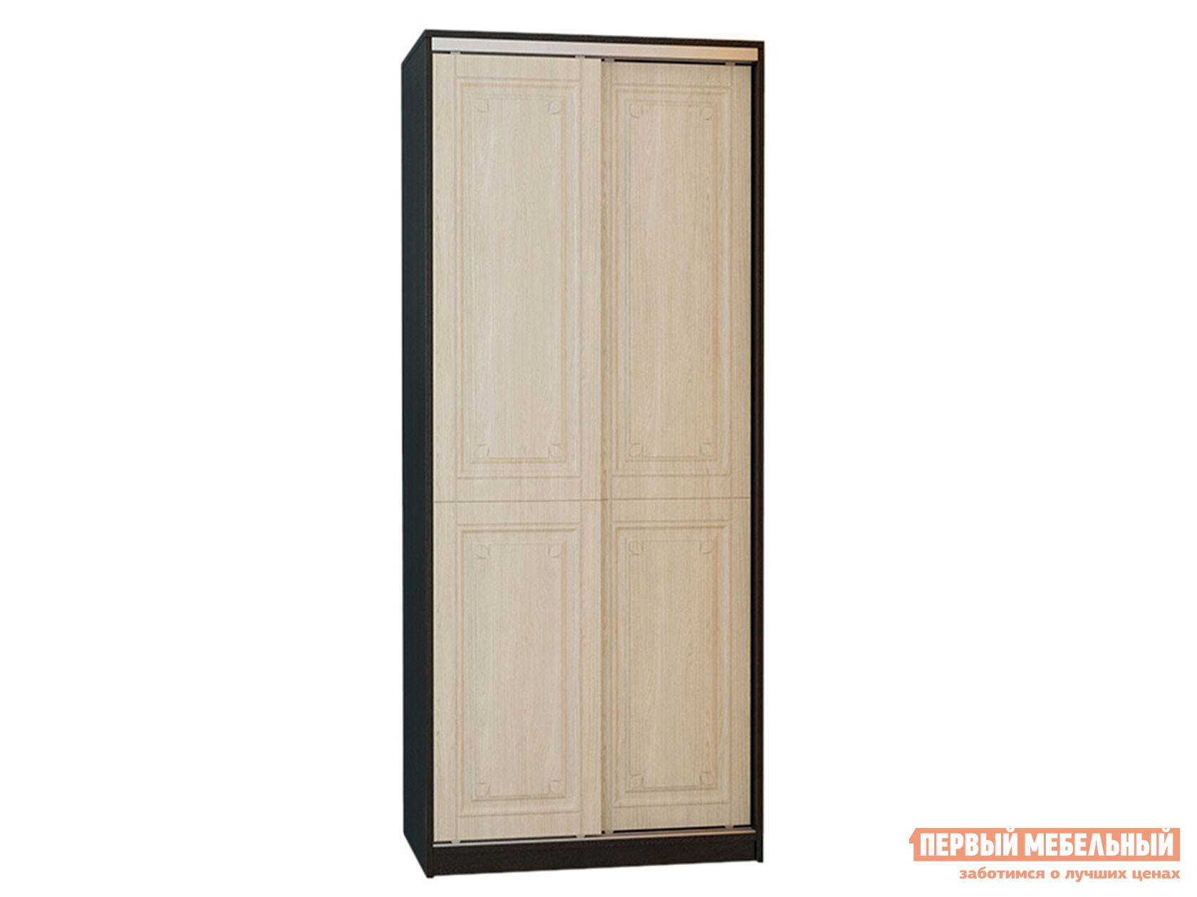 Узкий шкаф-купе МО РОСТ Шкаф-купе 2-х дверный 804