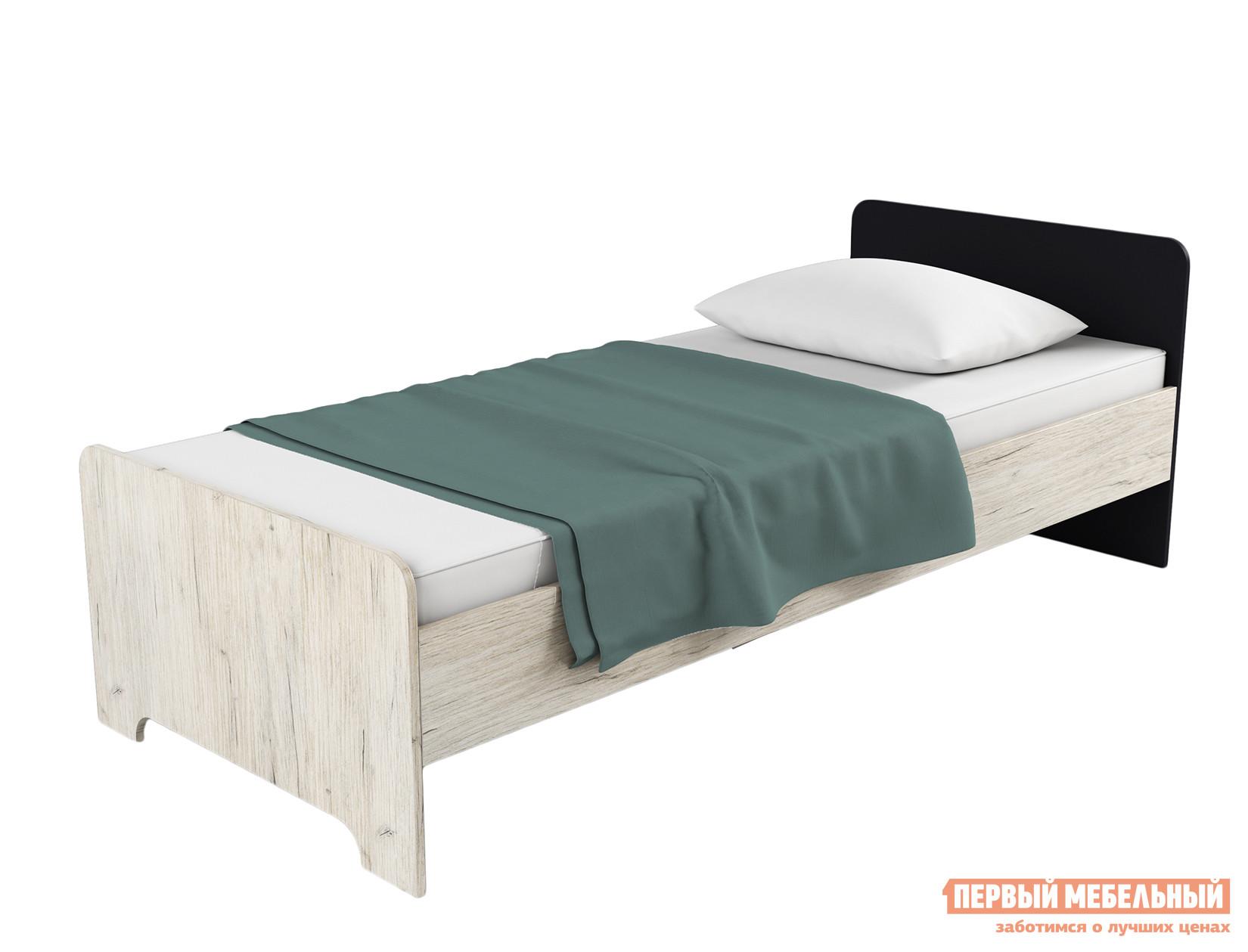 Детская кровать одноярусная МО РОСТ Кровать односпальная Премьера детская одноярусная кровать tetchair mundial