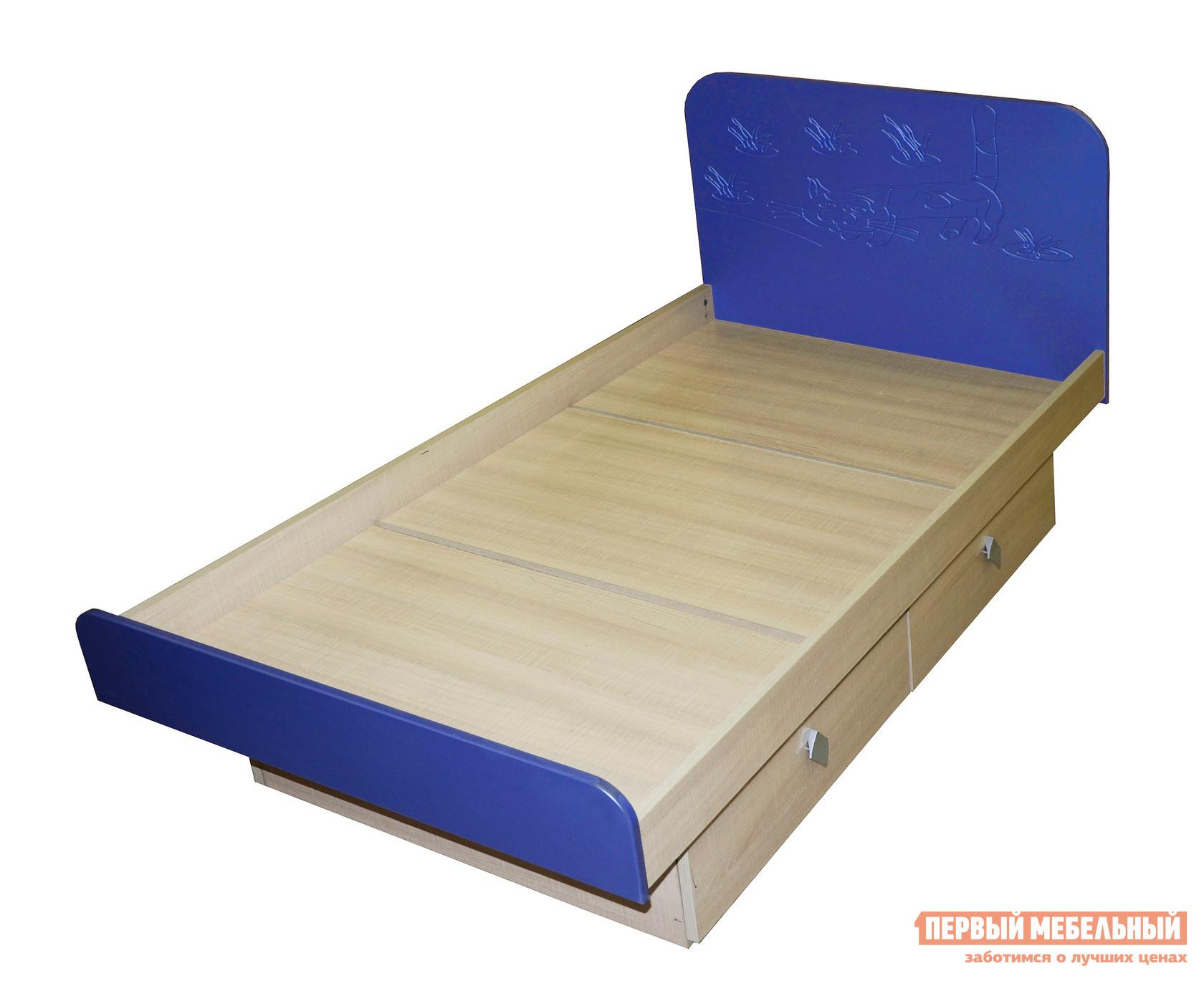 Детская кровать Первый Мебельный Жили-были