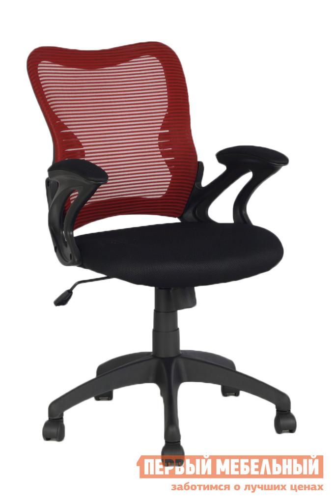 Офисное кресло  HLC-0758 Красный
