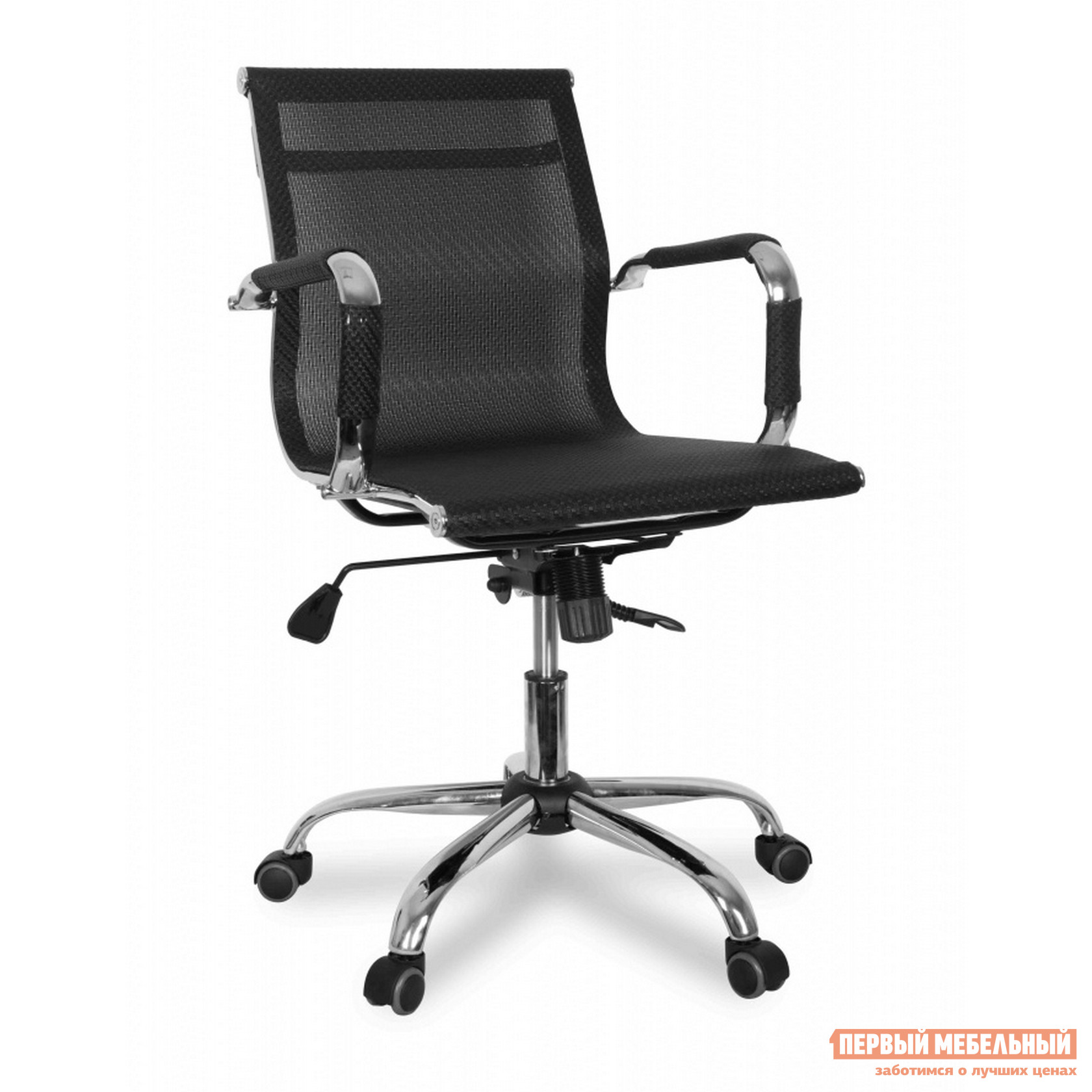 Офисное кресло College Кресло CLG-619 MXH-B Black стоимость