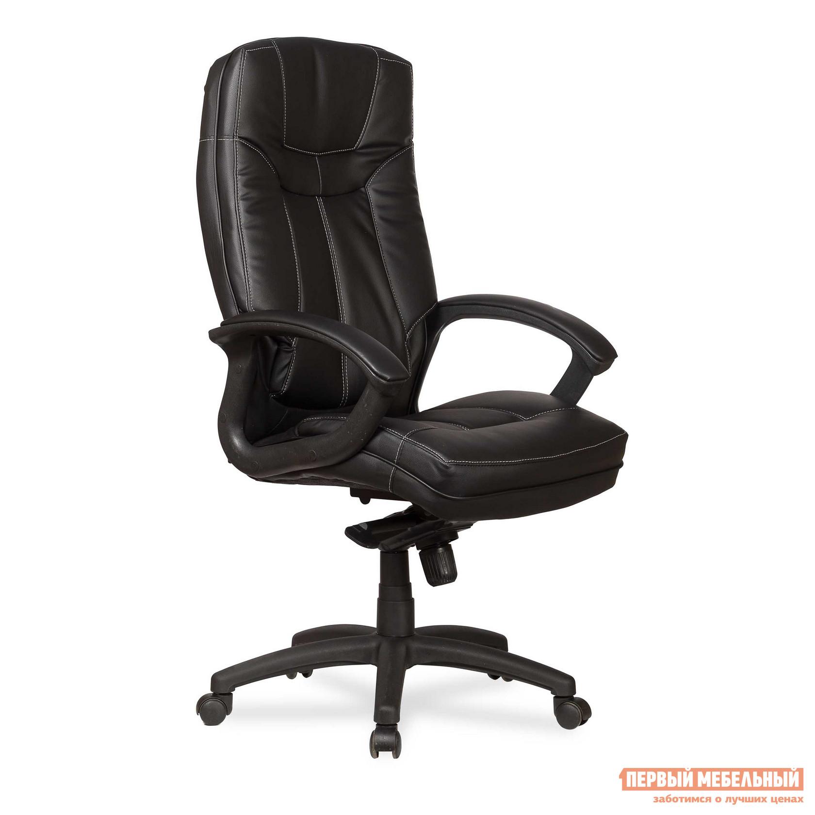 Кресло руководителя College Кресло BX-3671/Black кресло руководителя college bx 3001 1 экокожа коричневый