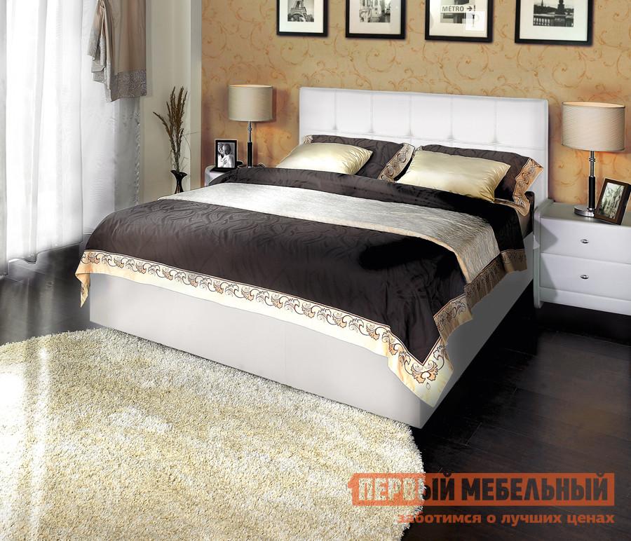 Полутороспальная кровать Askona Greta кровать аскона greta двуспальная 200x140 иск кожа цвет коричневый