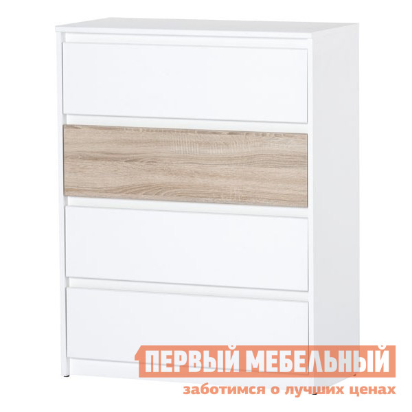 Комод Талекса Wenecja Комод с 4 ящиками гладильный комод he wang с 3 корзинами и 2 ящиками цвет коричневый горчичный