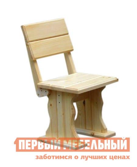 Садовое кресло МФДМ Комфорт Стул деревянный Массив сосны (лак) от Купистол