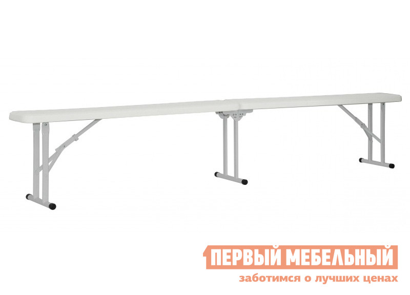 Складная скамейка для дачи Метмебель PC-13 NW