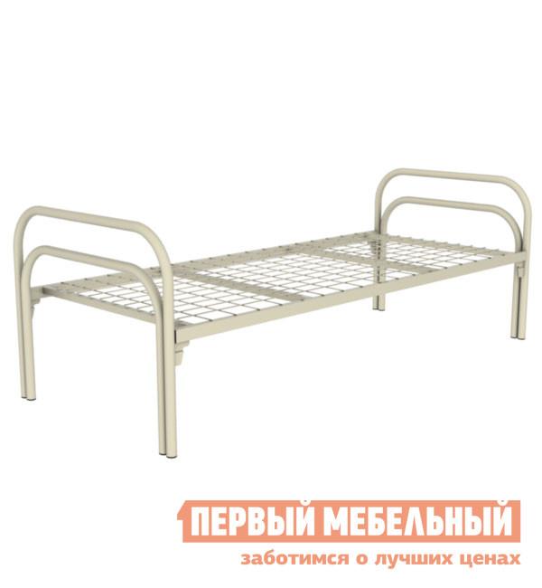 Металлическая кровать МТМ КМ15 Белый