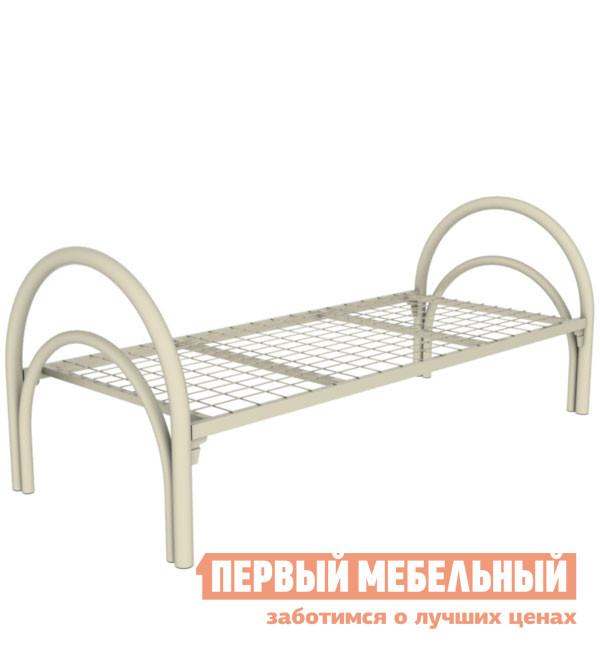 Фото Металлическая кровать МТМ КМ21 Белый. Купить с доставкой