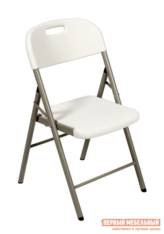 Пластиковый стул Сатурн СС-01 БелыйПластиковые стулья<br>Габаритные размеры ВхШхГ 880x450x460 мм. Складной пластиковый стул «СС-01» просто идеален для мероприятий, пикников или организации дачных посиделок.  При хранении и перевозке он не займет много места, а прочная конструкция прослужит долгие годы.  Каркас этого стула изготовлен из стальной трубы диаметром 25 х 1,0 мм с полимерным порошковым покрытием, а сиденье со спинкой сделаны из полиэтилена высокой плотности HDPE.  Эти материалы обеспечивают изделию легкость и устойчивость изделия к износу. Покупайте стул «СС-01» в интернет-магазине «Купистол» по выгодной цене и с удобной доставкой.<br><br>Цвет: Белый<br>Высота мм: 880<br>Ширина мм: 450<br>Глубина мм: 460<br>Кол-во упаковок: 1<br>Форма поставки: В собранном виде<br>Срок гарантии: 1 год<br>Тип: Складные<br>Тип: Трансформер<br>Материал: Металл<br>Без подлокотников: Да