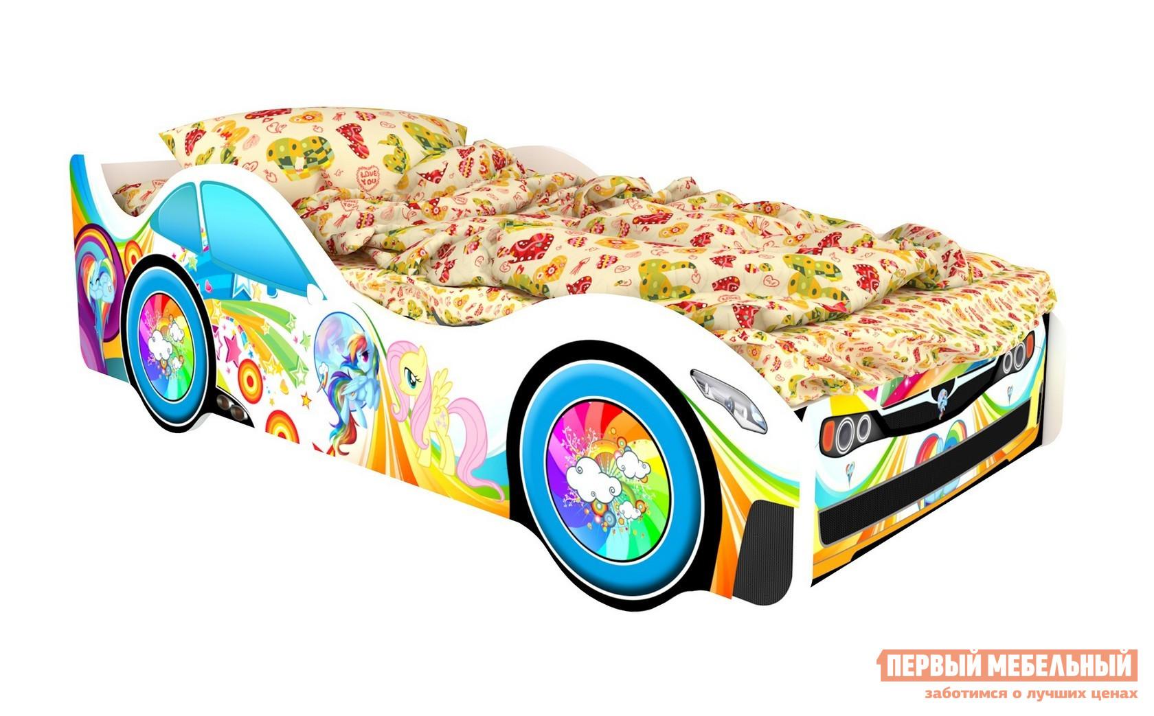 Кровать-машина Киндер Город
