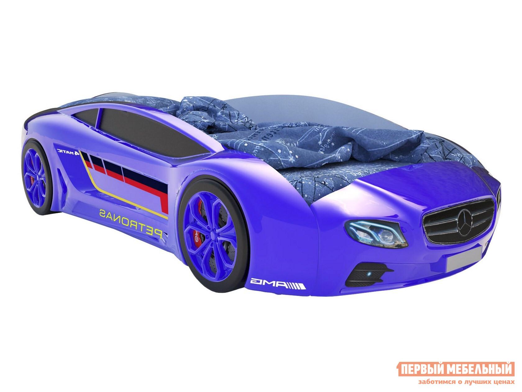 Кровать-машина Киндер Кровать-машина «Серия Roadster Мереседес» кровать машина 180х80см romack renner 2 серый