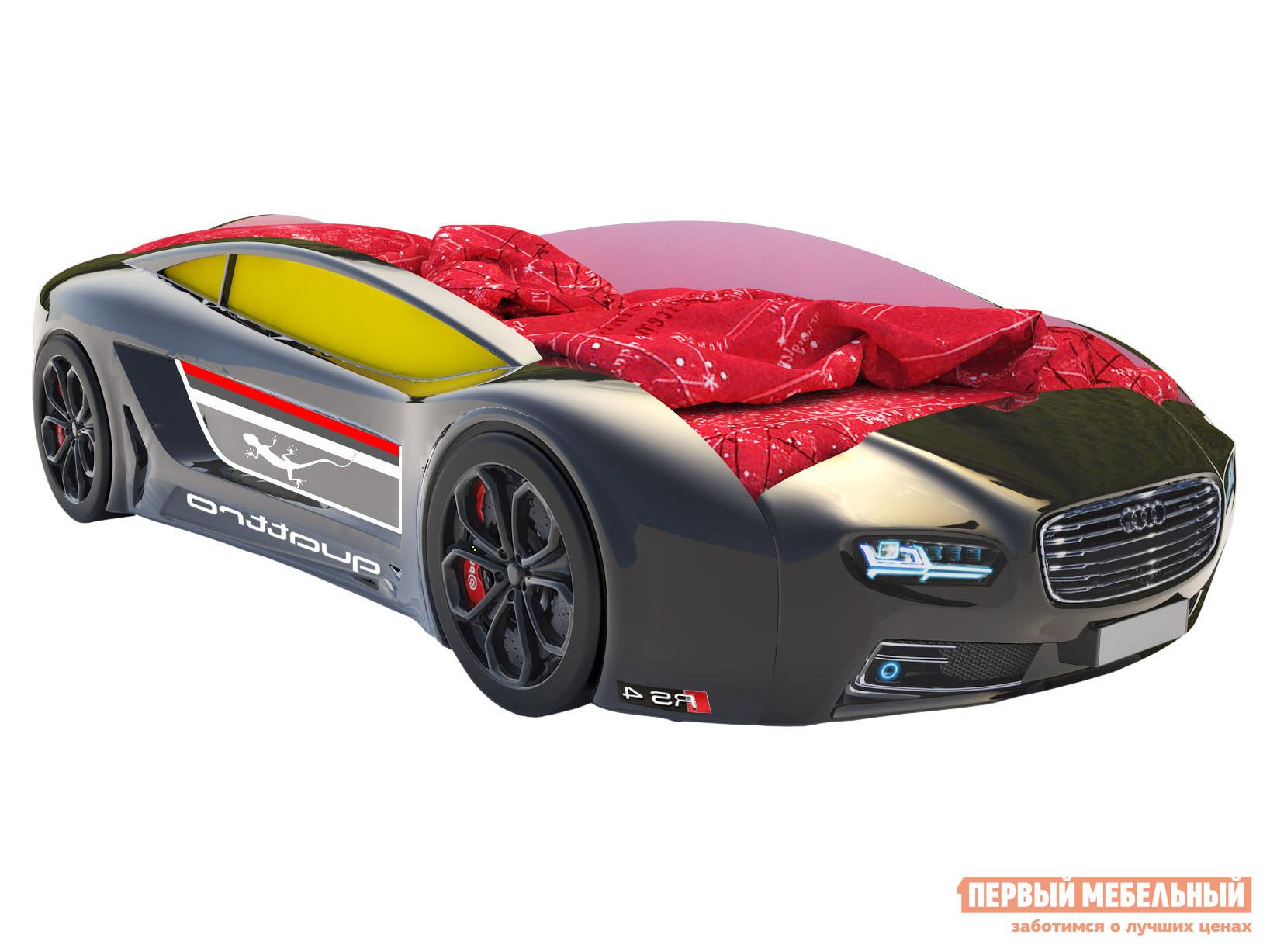 Кровать-машина Киндер Кровать-машина «Серия Roadster Ауди» кровать машина 180х80см romack renner 2 серый