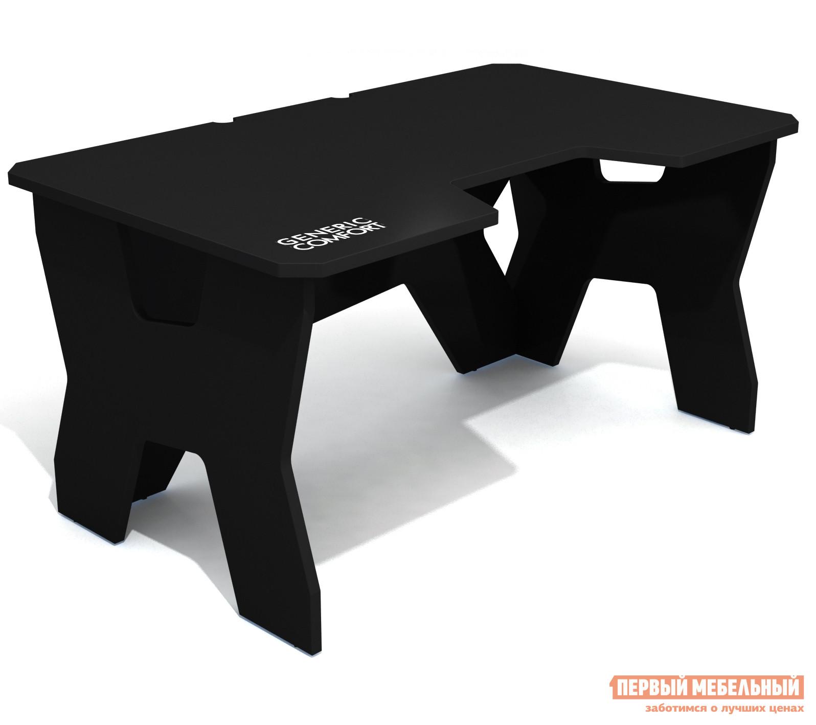 Фото Компьютерный стол DxRacer Generic Comfort Gamer2/DS/N Черный. Купить с доставкой