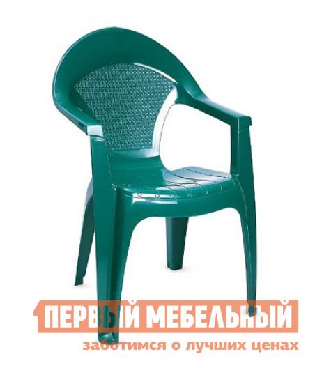 Пластиковый стул Отдых с комфортом Кресло Барселона (ГазСервис) Болотный