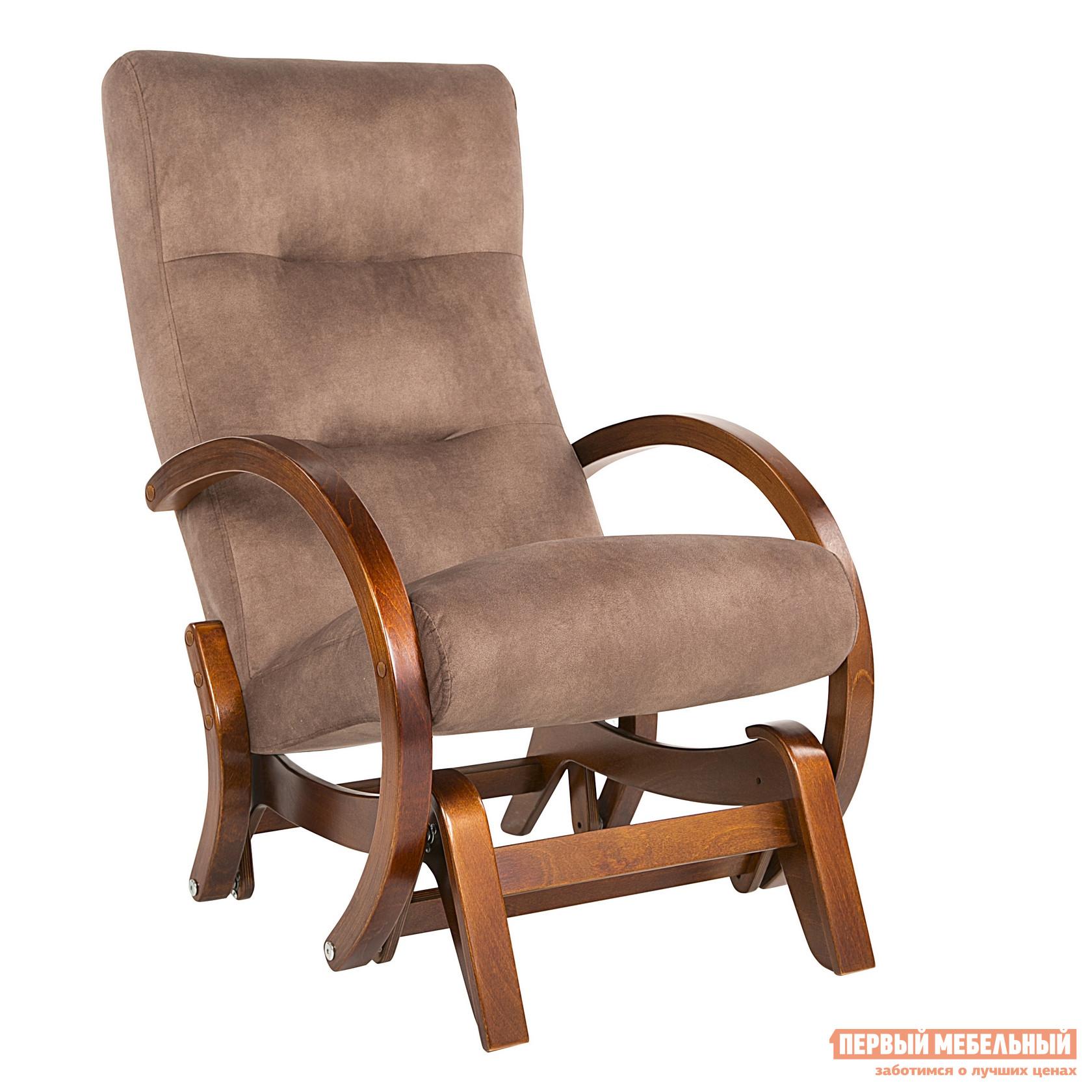 Кресло-качалка  Мэтисон Вишня, Орех