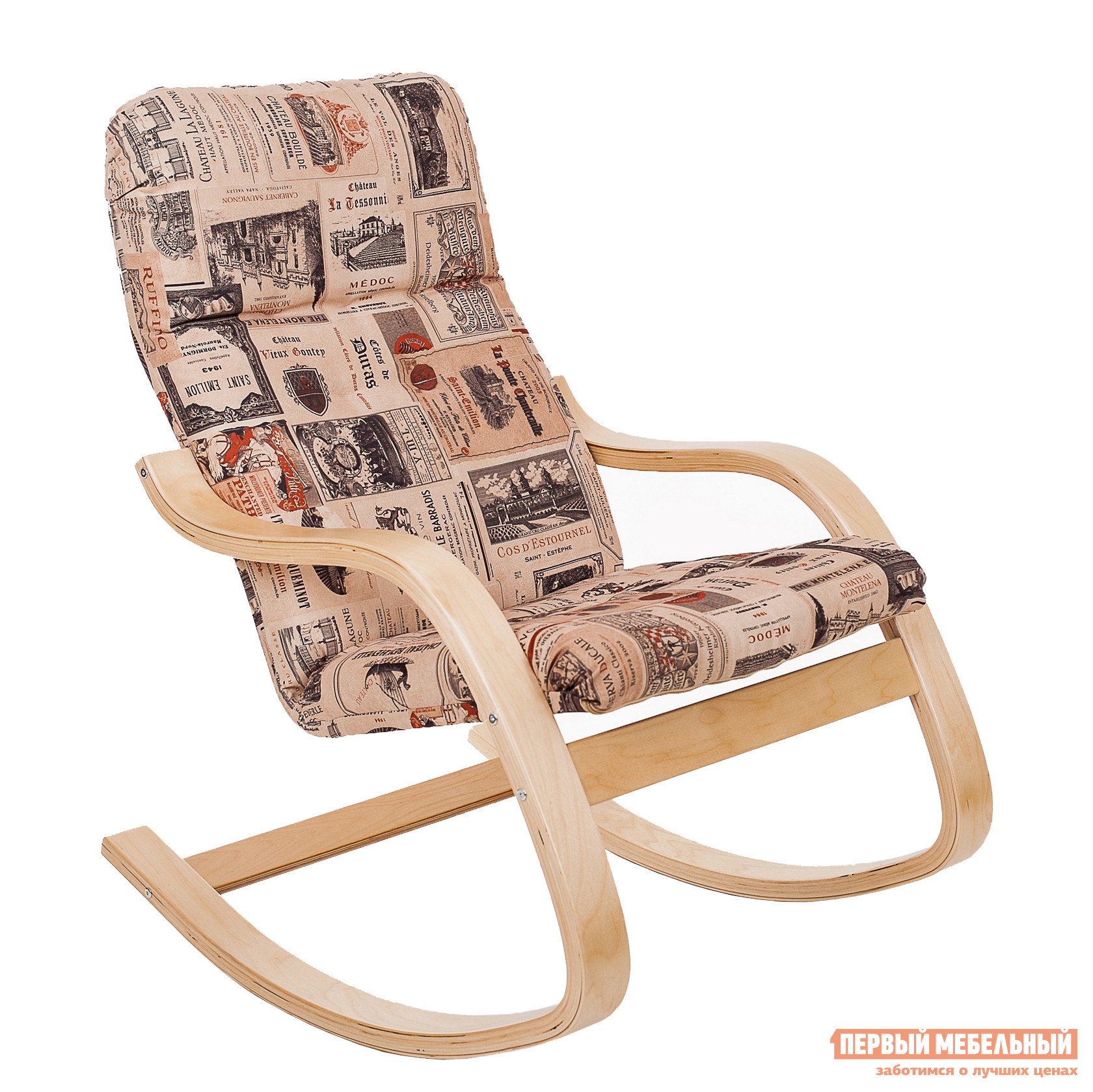 Кресло-качалка Грин Три Кресло качалка ЭЙР