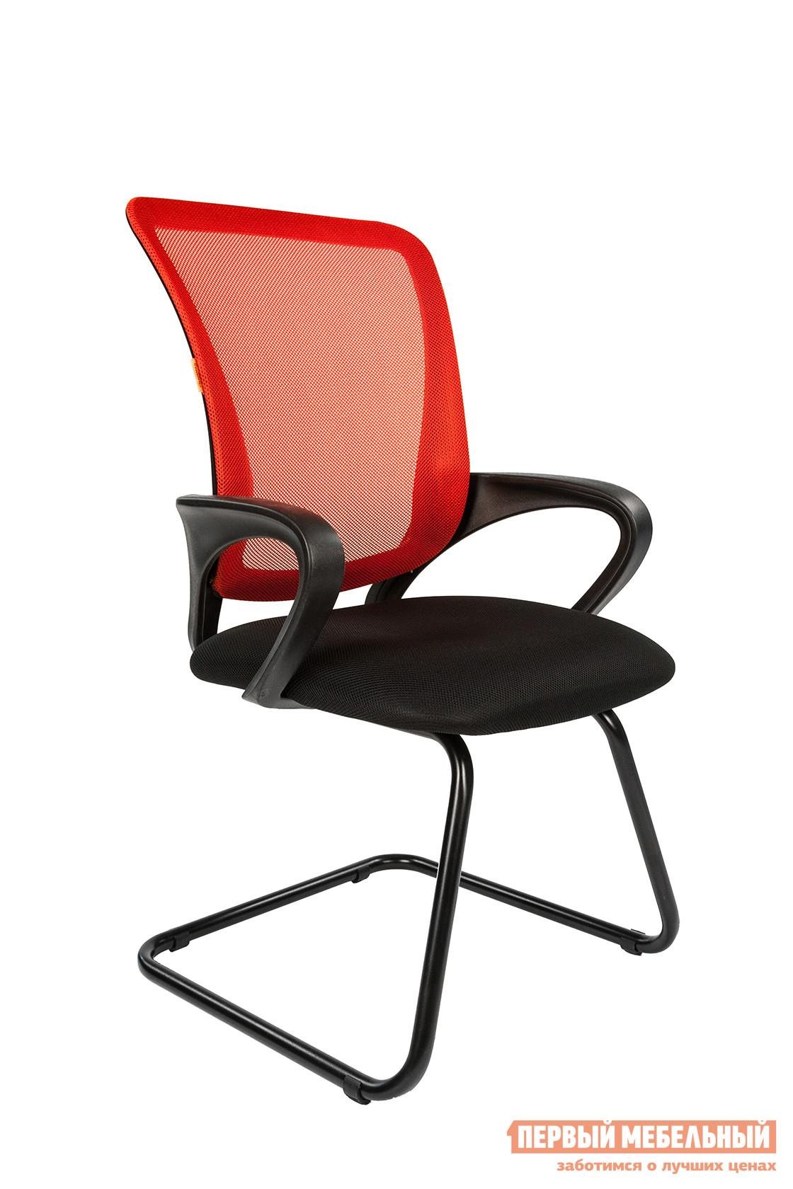 Офисный стул Тайпит CHAIRMAN 969 V стул офисный стандарт 470х560х820мм черный ткань металл