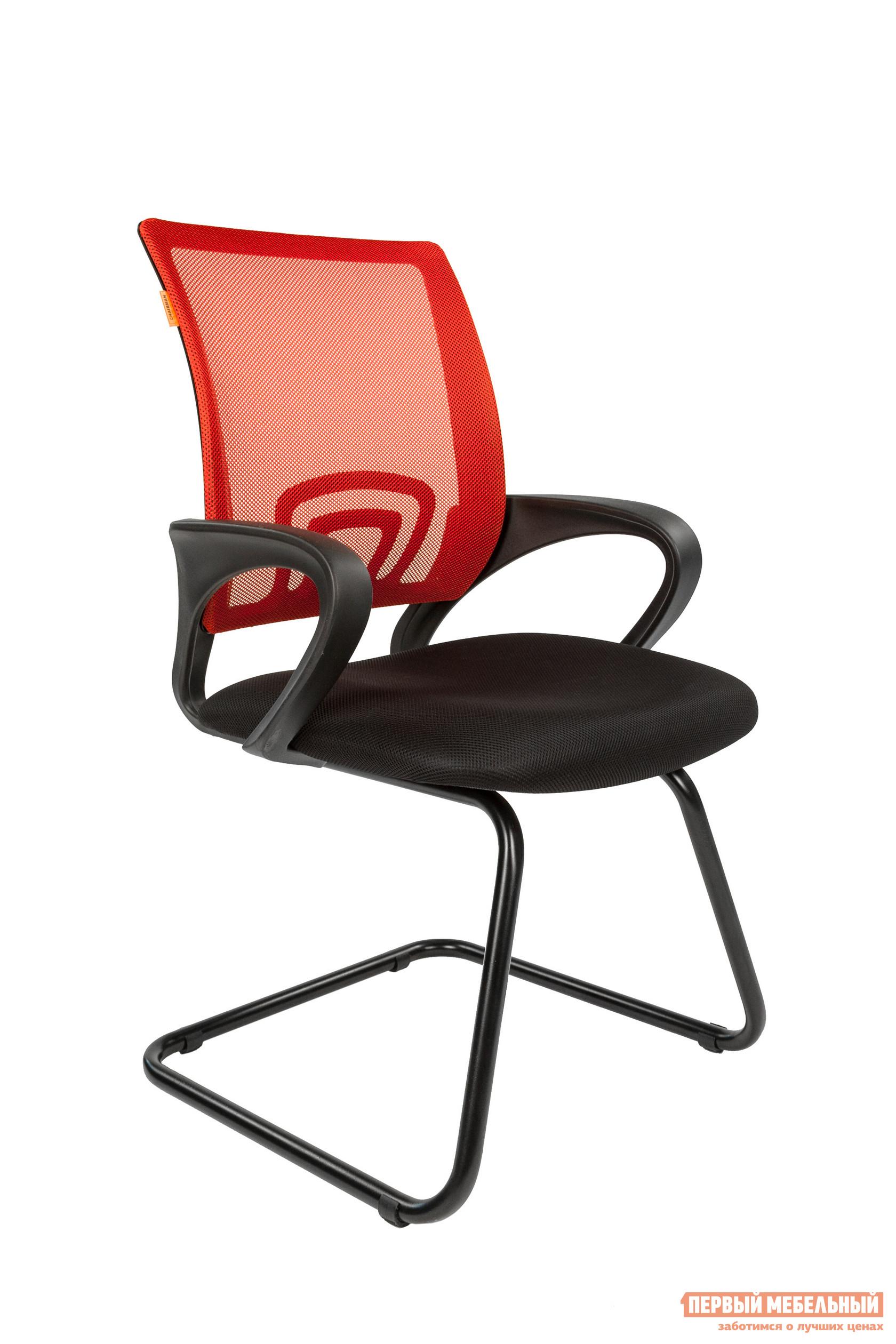 Офисный стул Тайпит Chairman CH 696V стул офисный стандарт 470х560х820мм черный ткань металл
