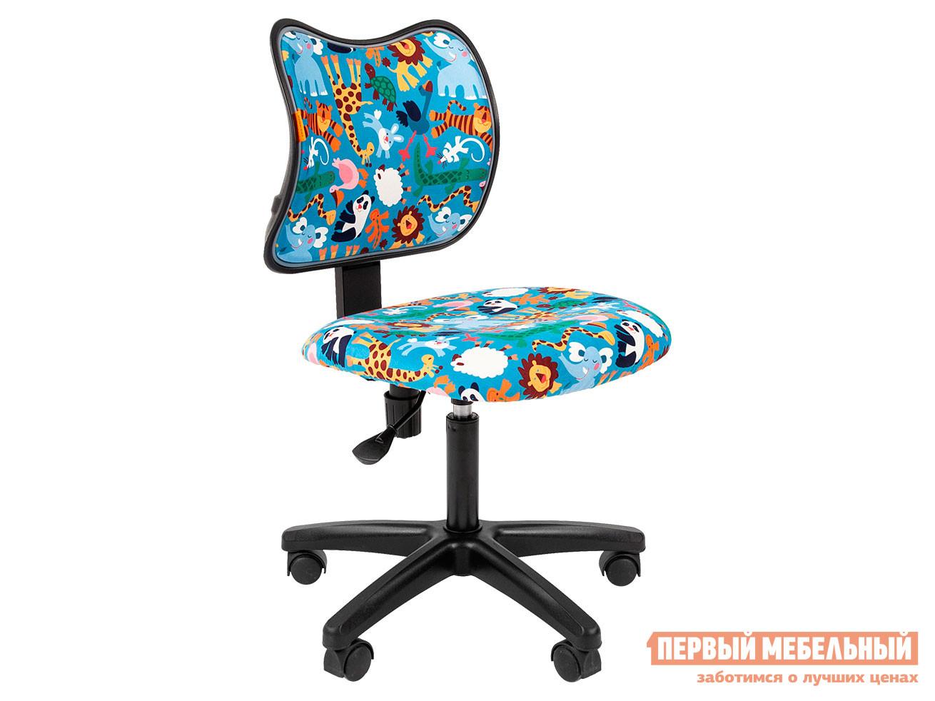 Детское компьютерное кресло Тайпит CHAIRMAN KIDS 102 BLACK