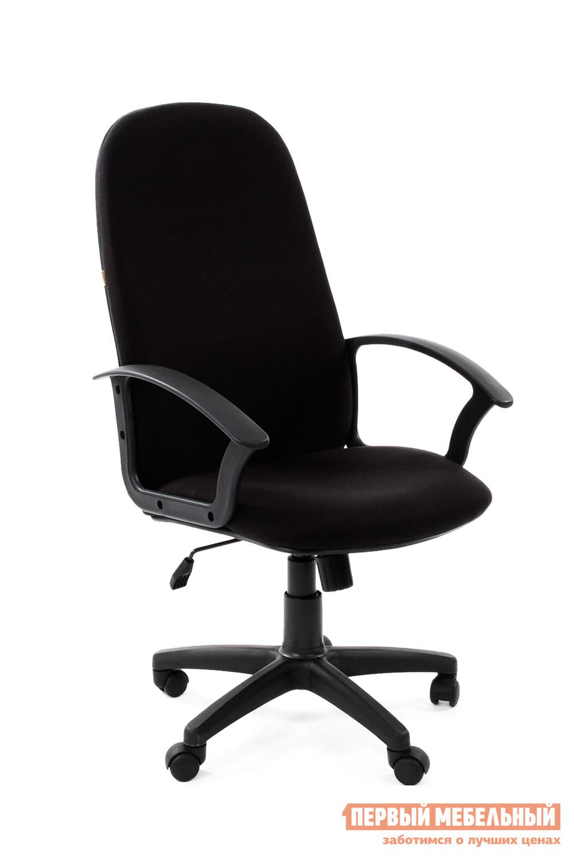Кресло для офиса Chairman CH 289 NEW Черный 10-356 от Купистол