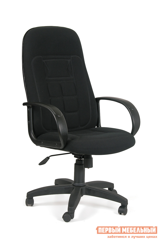 Офисное кресло Chairman СН 727 15-21 черный