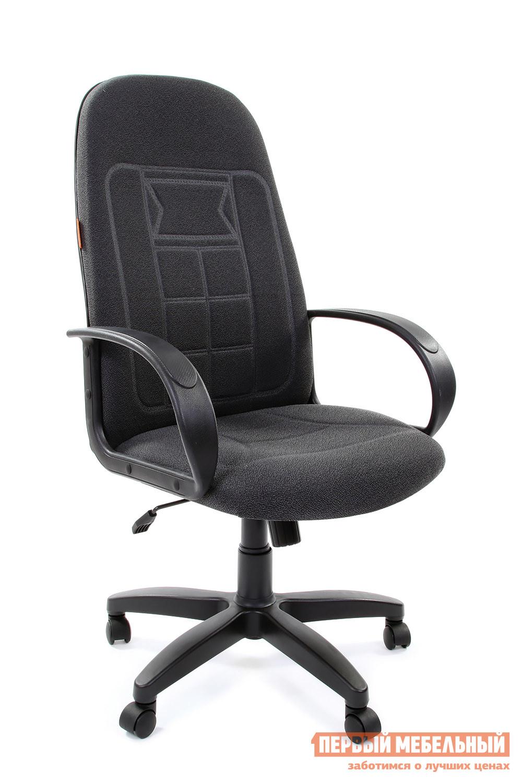 Кресло для офиса Chairman СН 727 15-13 темно-серый от Купистол