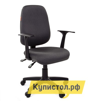 Офисное кресло Chairman CH 661 15-13 темно-серый