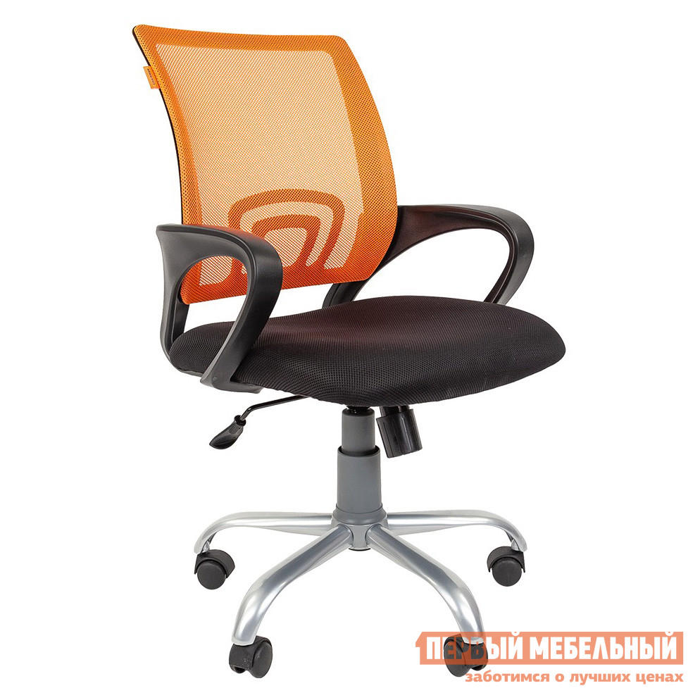 лучшая цена Офисное кресло Тайпит CHAIRMAN 696 Silver
