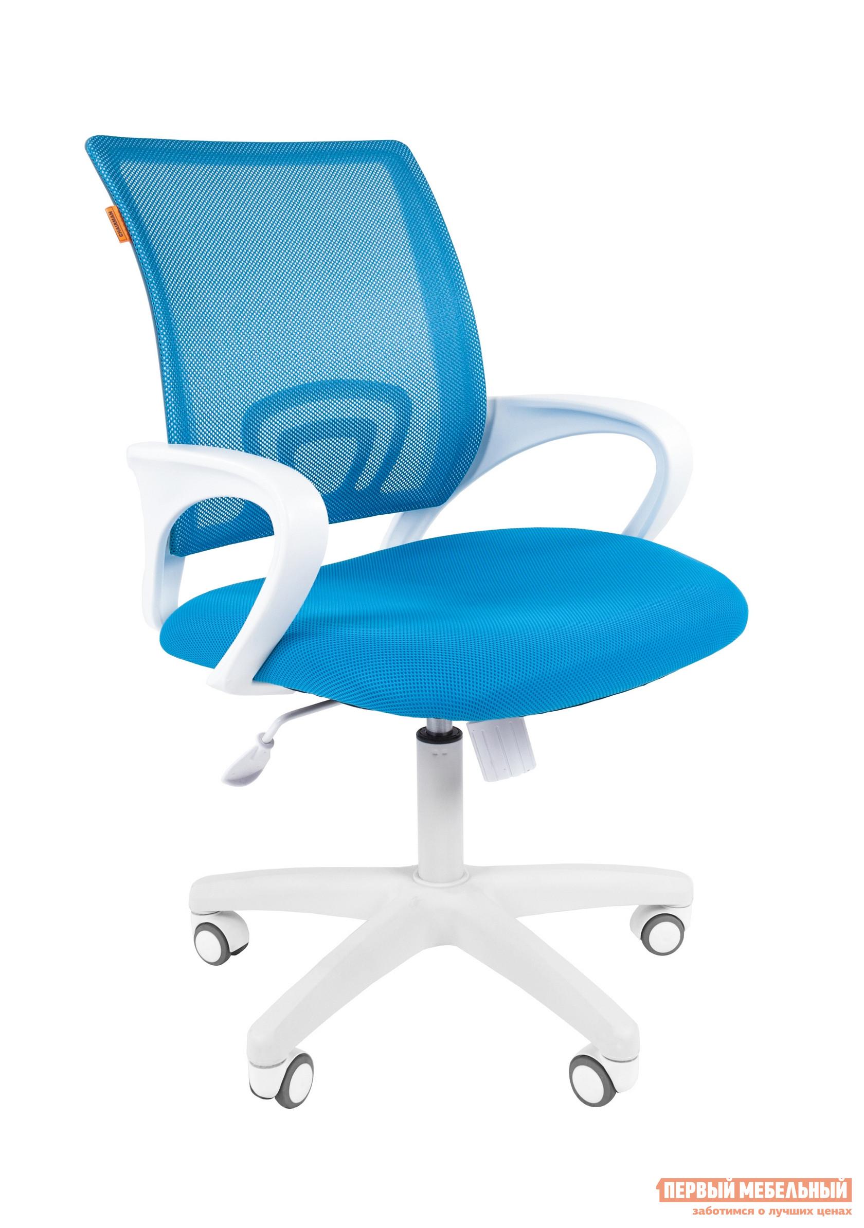 лучшая цена Офисное кресло Тайпит CH 696 white
