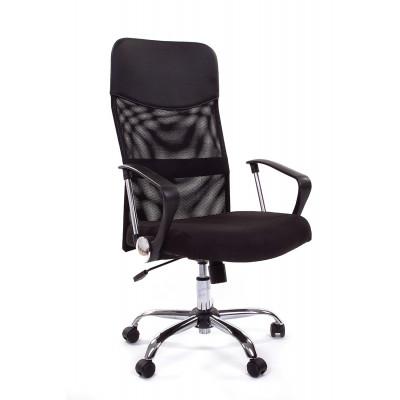 Кресло руководителя Chairman CH 610 15-21 черный