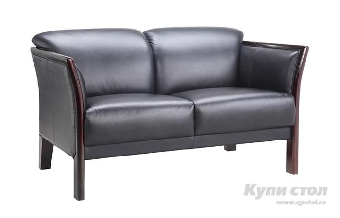 Диван офисный Swan диван двухместный КупиСтол.Ru 27965.000