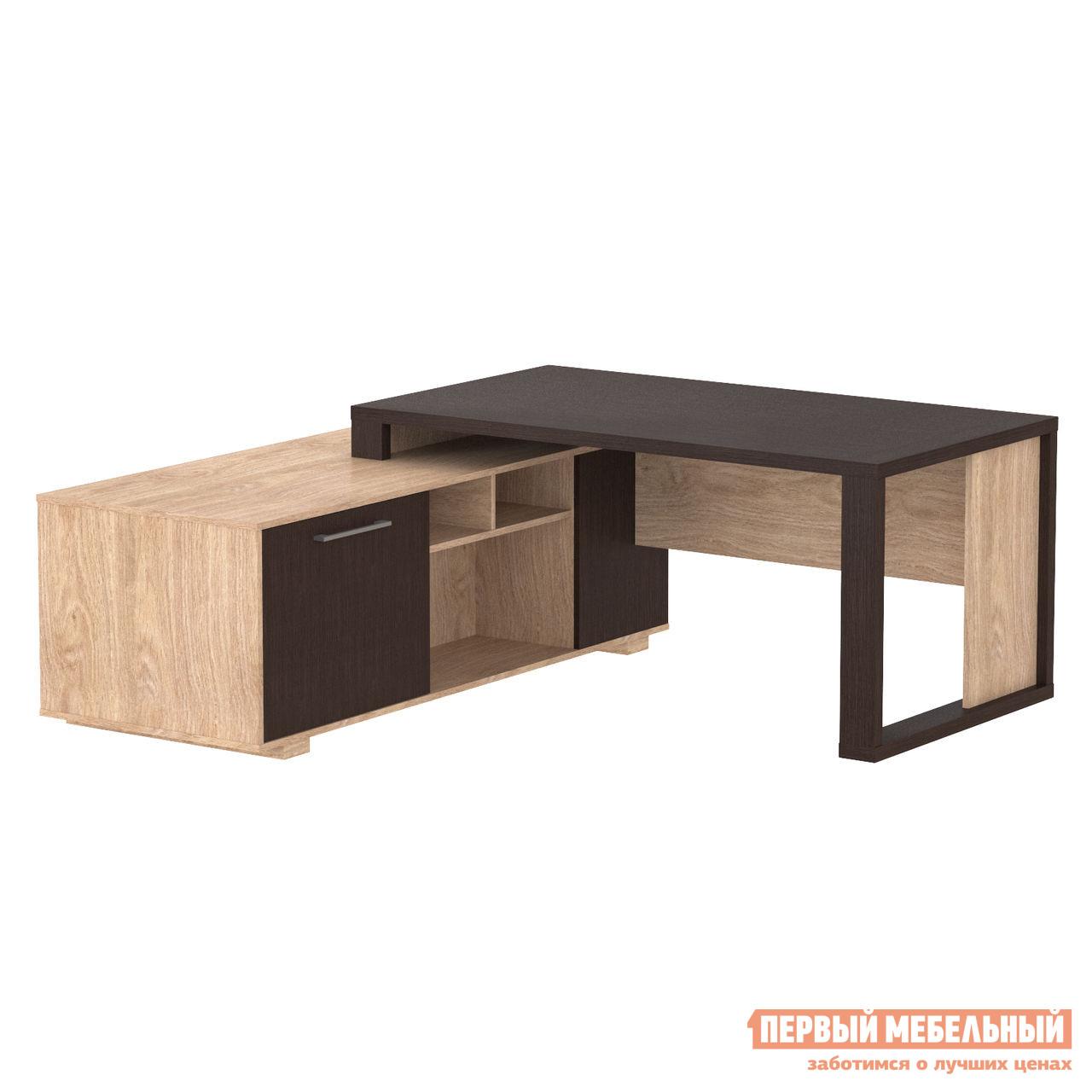 Письменный стол Тайпит ACT1918 (L) письменный стол тайпит ocet 149 l левый