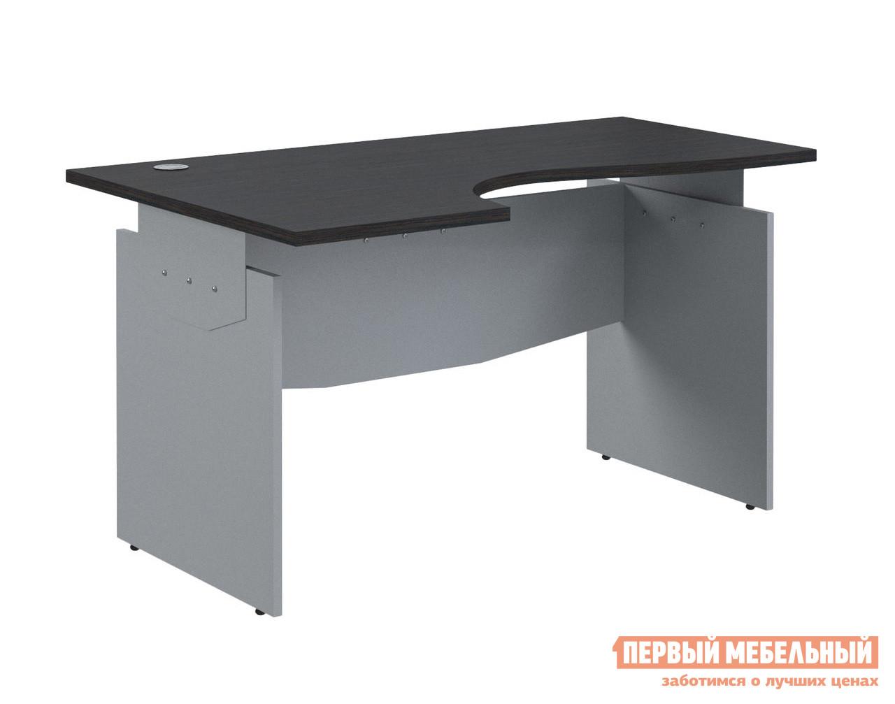 Письменный стол Тайпит OCET 149 L Левый стол офисный skyland offix new ocet 169 r