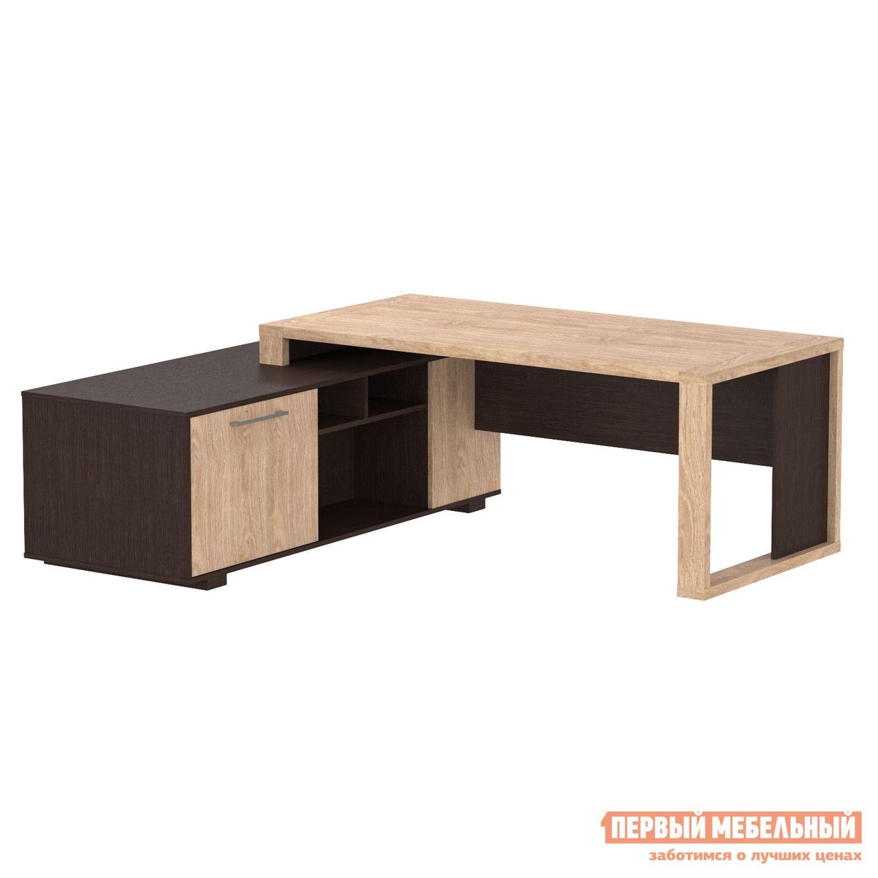 Письменный стол Тайпит ACT2118 (L) письменный стол тайпит ocet 149 l левый