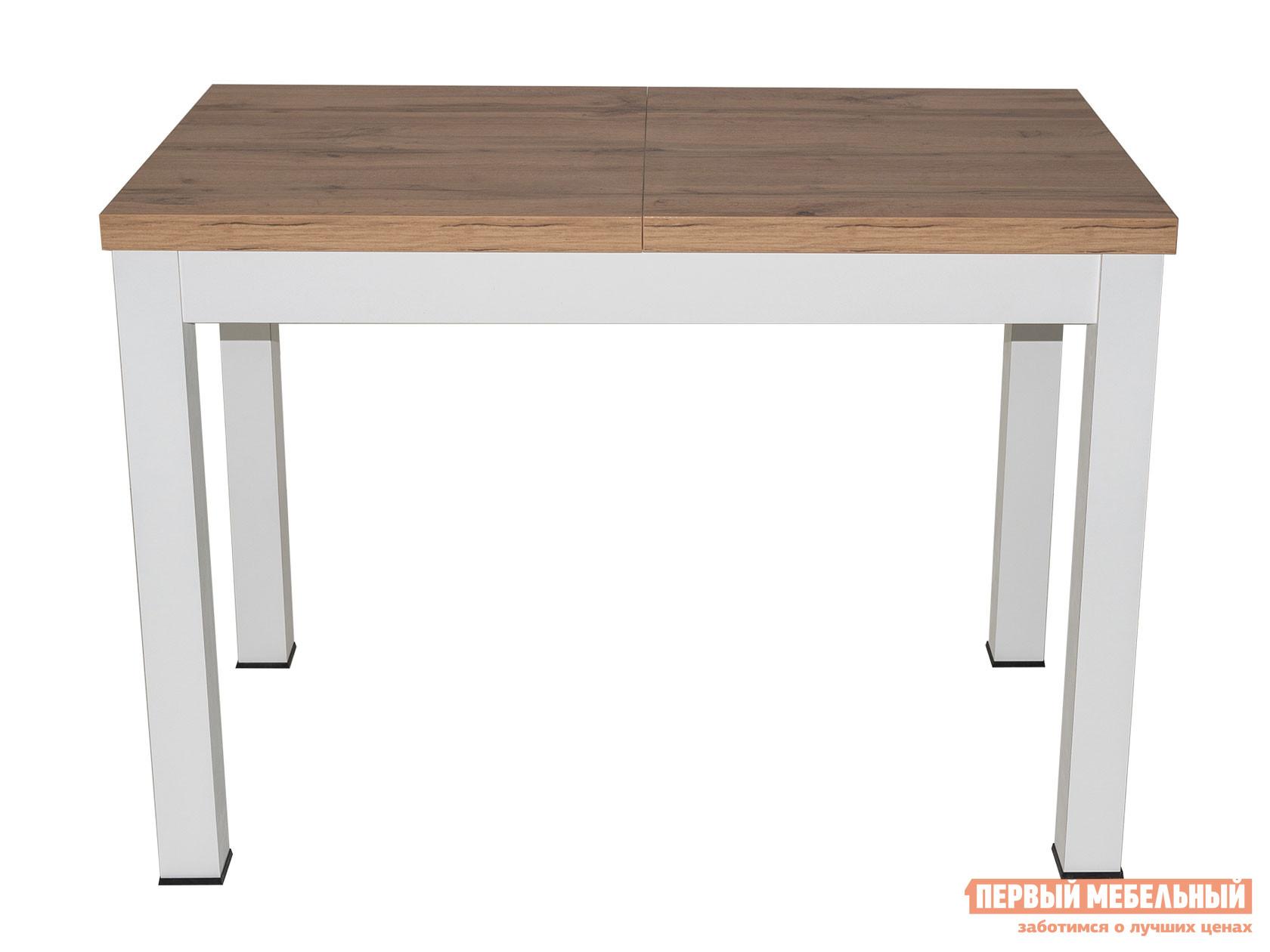 Кухонный стол  ONE (СОО), 2 Дуб натуральный / Белый, Малый Базистрейд 118348