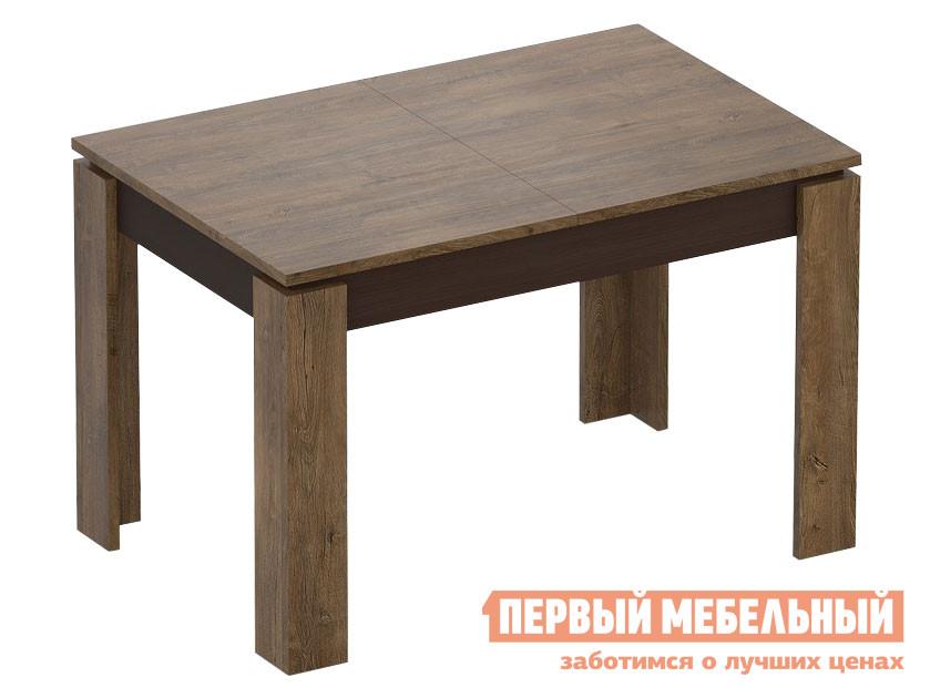 Кухонный стол  Стол раздвижной ARRIS 1, 1180*(1570)*780*760 Дуб Канзас