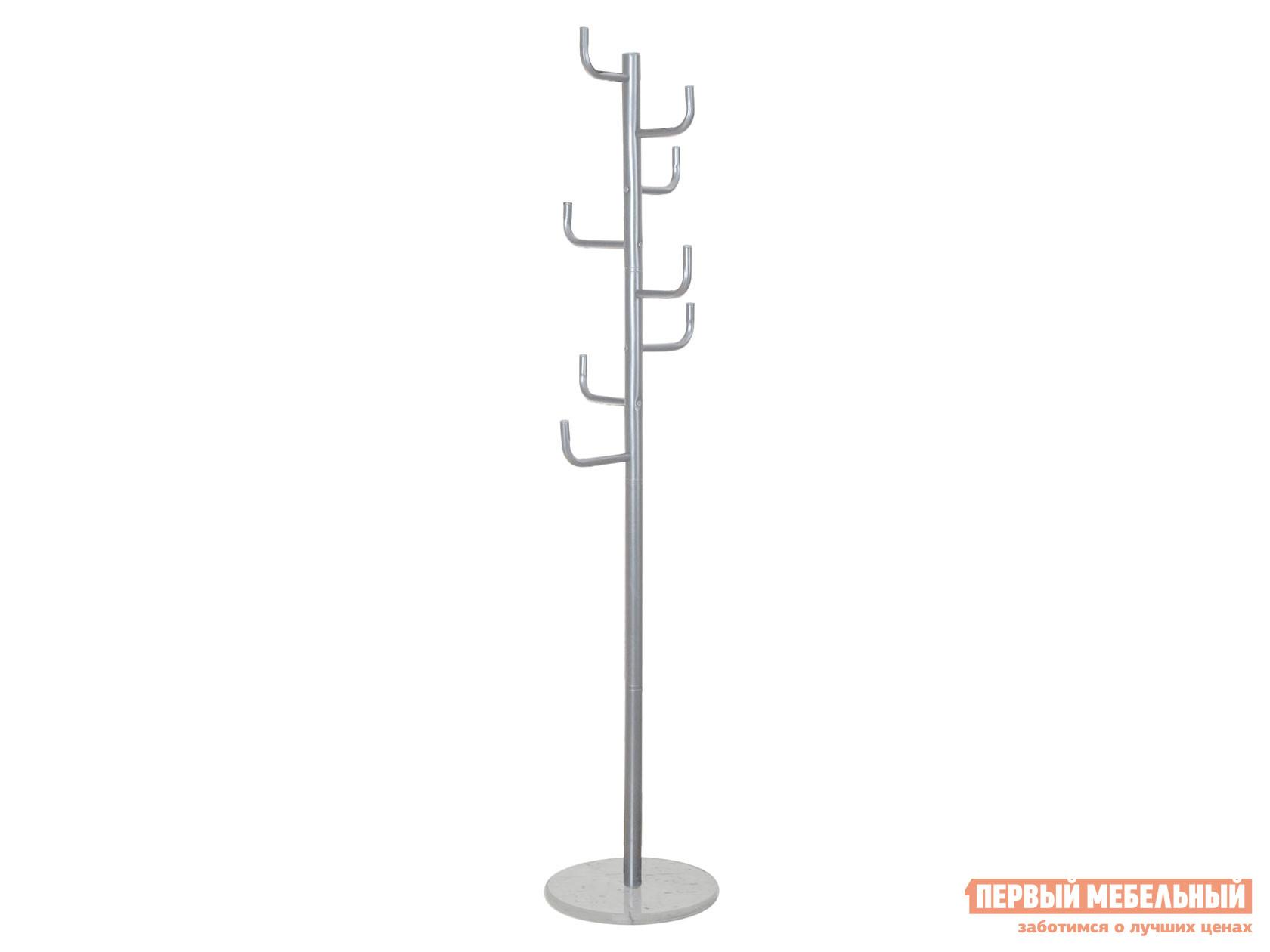 Напольная вешалка  CACTUS Серебро / Белый мрамор Sedia 124908