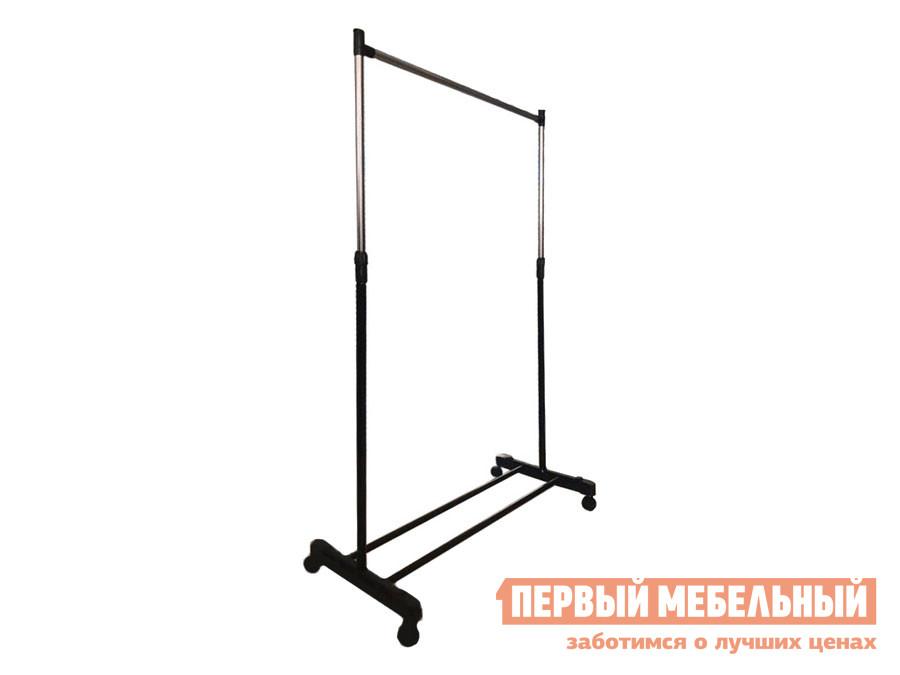 Напольная вешалка  Стойка для одежды VESTA Черный / Хром Sedia 124999