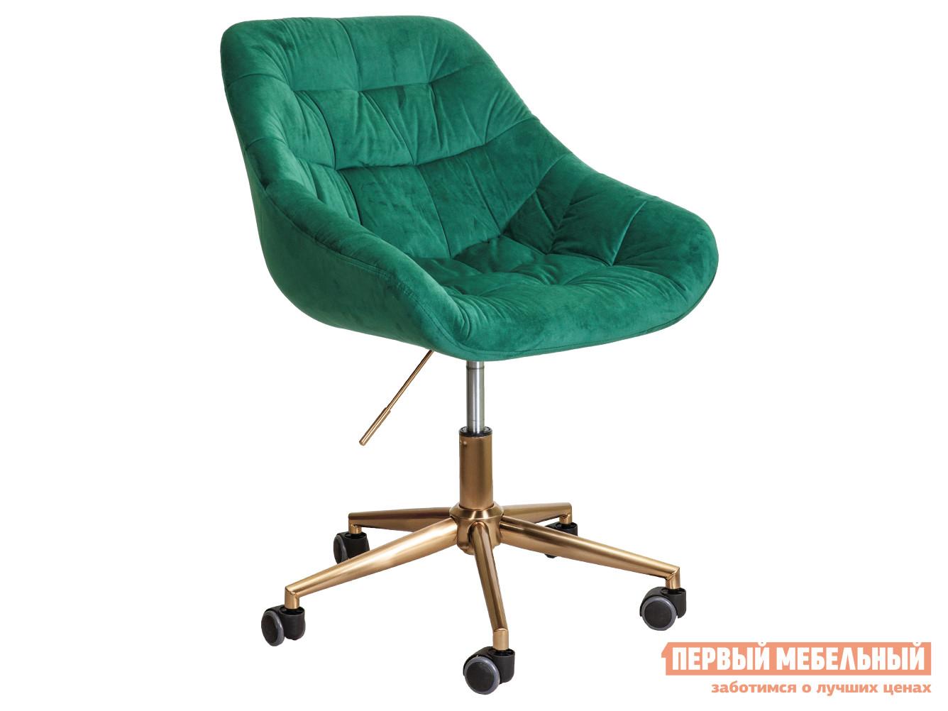 Офисное кресло  BALI Зеленый, велюр Базистрейд 118217